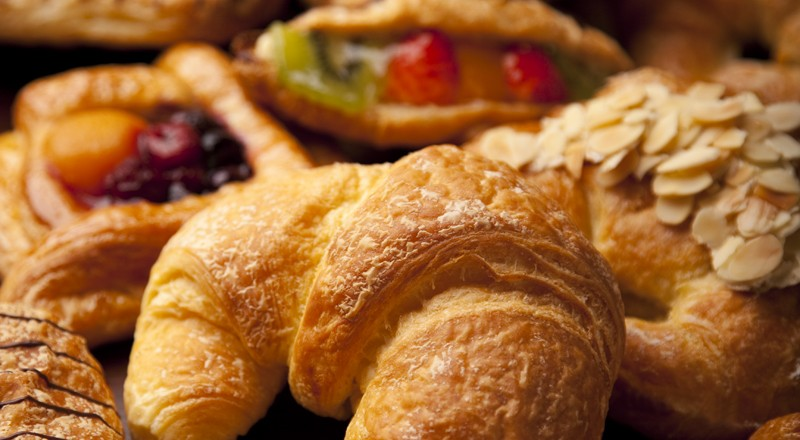 Croissants & Danish Pastry